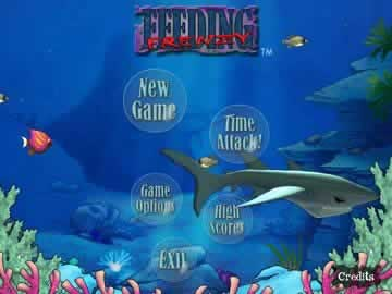 Feeding Frenzy - Screen 1