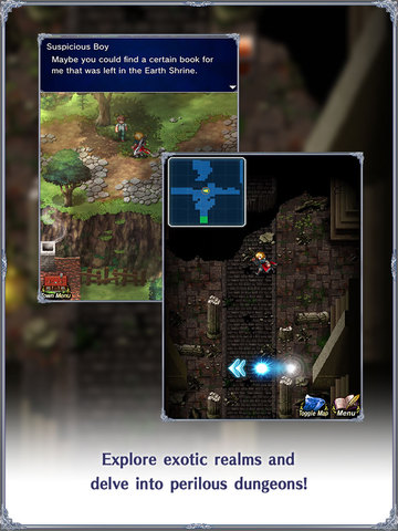 Final Fantasy Brave Exvius - Screen 2
