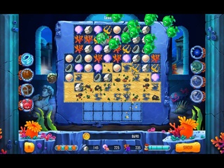 Fiona's Dream of Atlantis - Screen 1