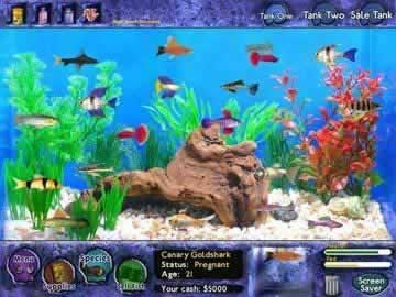 Fish Tycoon - Screen 1
