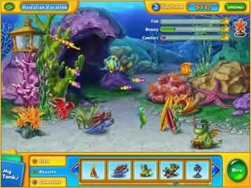 Fishdom H2O: Hidden Odyssey - Screen 1