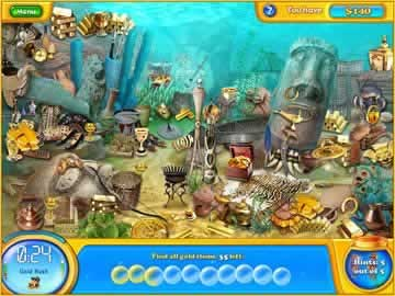 Fishdom H2O: Hidden Odyssey - Screen 2