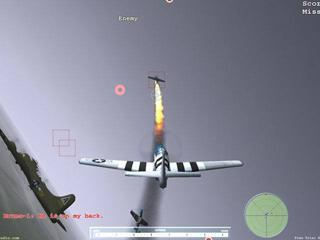 Flight For Fight - Screen 1