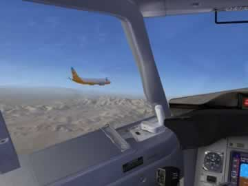 Flight Simulator X - Screen 1