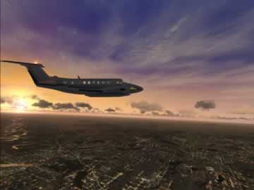 Flight Simulator X - Screen 2