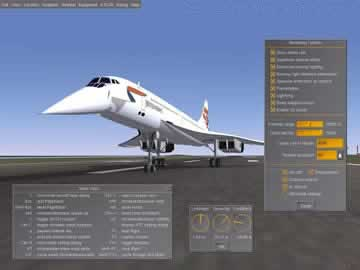 FlightGear - Screen 2