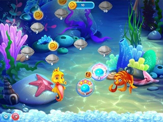 Flying Fish Quest - Screen 2