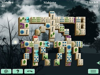 Forest Mahjong - Screen 1