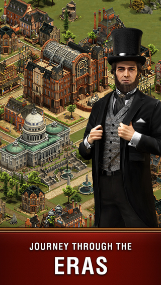 Forge of Empires - Screen 2