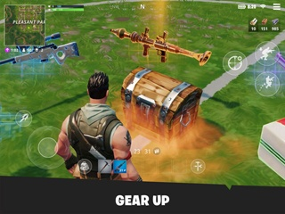 Fortnite - Screen 2