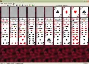 FreeCell Wizard - Screen 1