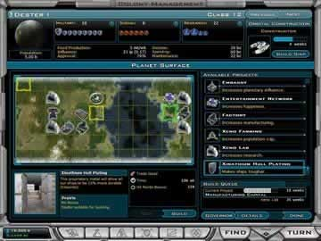 Galactic Civilizations 2 - Screen 1