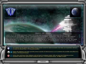 Galactic Civilizations 2 - Screen 2