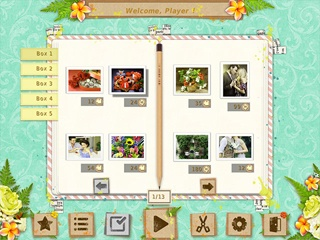 Game 1001 Jigsaw - Home Sweet Home - Wedding Ceremony - Screen 1
