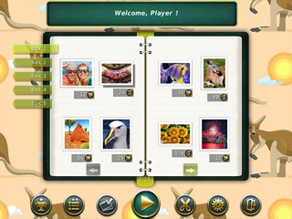 1001 Jigsaw World Tour - Australian Puzzles - Screen 2