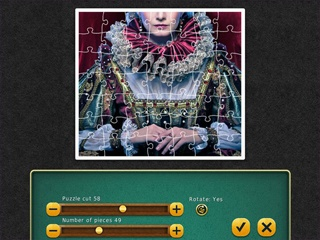 1001 Jigsaw World Tour Castles and Palaces - Screen 1
