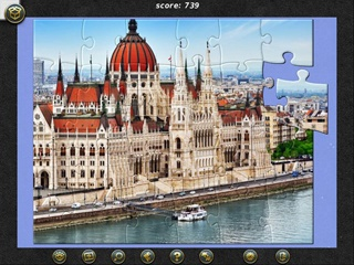 1001 Jigsaw World Tour Castles and Palaces - Screen 2