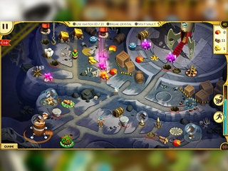 12 Labours of Hercules IX: A Hero's Moonwalk - Collector's Edition - Screen 1