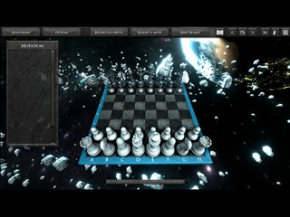 3D Chess - Screen 2