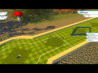 3D Mini Golf - Screen 1