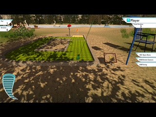 3D Mini Golf - Screen 2
