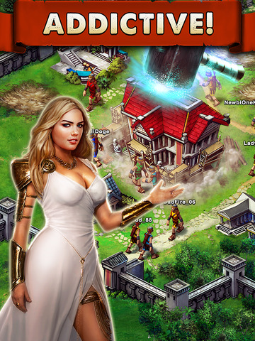 Game of War: Fire Age - Screen 2