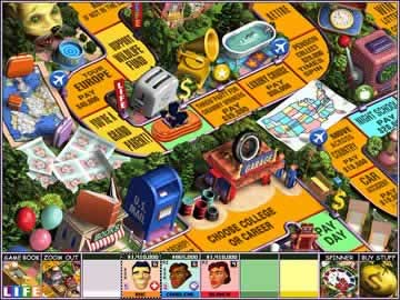 The Game of Life - Screen 1