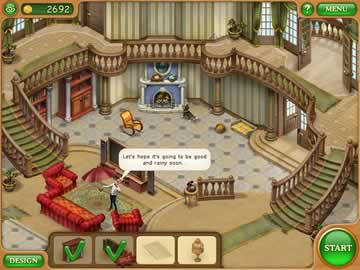 Gardenscapes: Mansion Makeover - Screen 1