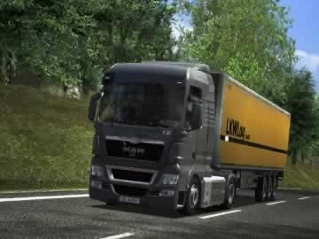 German Truck Simulator - Screen 1