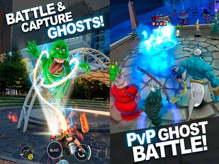 GhostBusters World - Screen 1