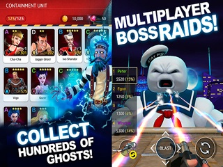 GhostBusters World - Screen 2