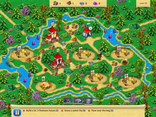 Gnomes Garden 4: New Home - Screen 2