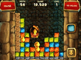 Gold Rush - Treasure Hunt - Screen 2