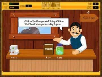Gold Miner Special Edition - Screen 2