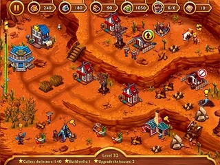 Golden Rails: Tales of the Wild West - Screen 2