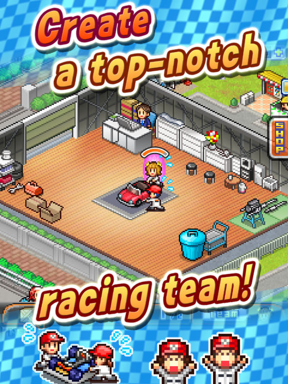 Grand Prix Story 2 - Screen 2