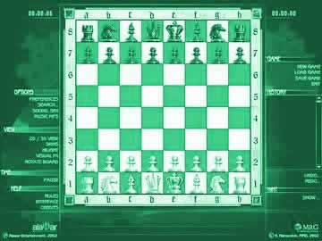 Grandmaster Chess - Screen 1