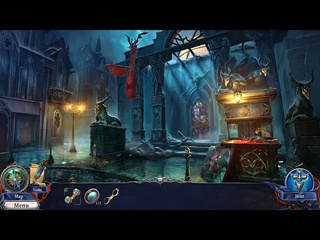 Grim Legends 3: The Dark City Collector's Edition - Screen 2