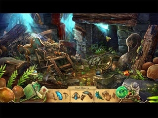 Grim Legends: Song of the Dark Swan Collector's Edition - Screen 1