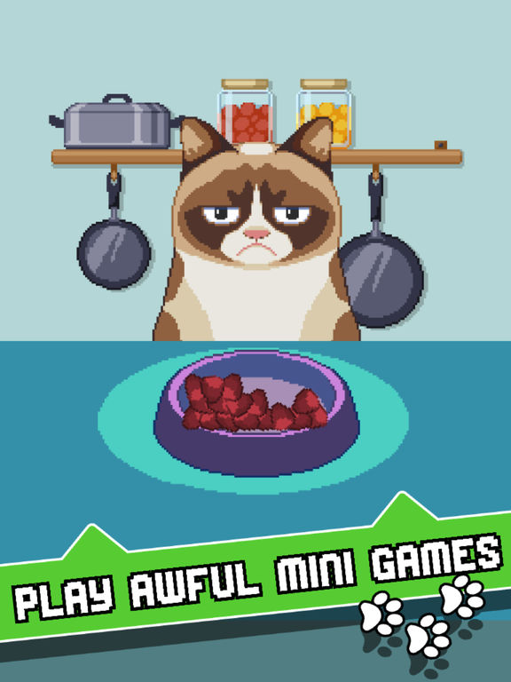 Grumpy Cat's Worst Game Ever - Screen 1