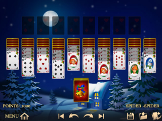 Happy Wonderland Solitaire - Screen 2