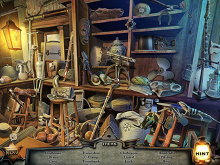 Haunted Hidden Object Super Pack - Screen 1