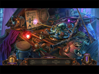 Haunted Hotel: Ancient Bane Collector's Edition - Screen 2
