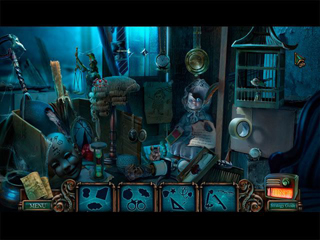 Haunted Hotel: Death Sentence Collector's Edition - Screen 1