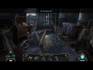 Haunted Hotel: Silent Waters Collector's Edition - Screen 2