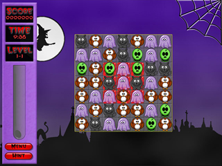 Haunted House Quest - Screen 1