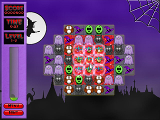 Haunted House Quest - Screen 2
