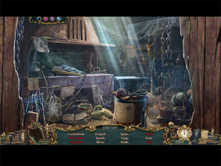 Haunted Legends: Stone Guest Collector's Edition - Screen 1