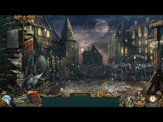Haunted Legends: The Black Hawk Collector's Edition - Screen 1