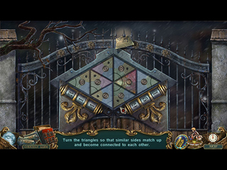 Haunted Legends: The Black Hawk Collector's Edition - Screen 2